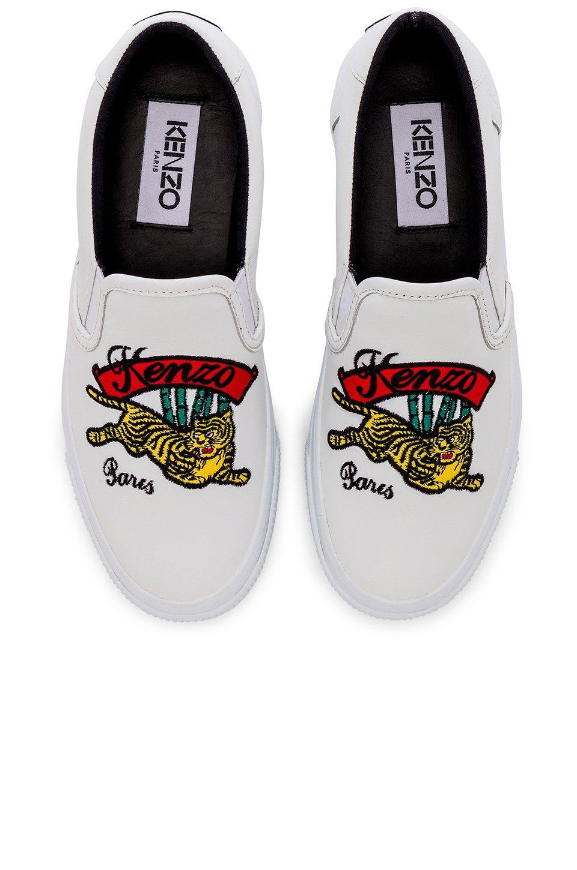 Jumping Tiger Skate Sneakers