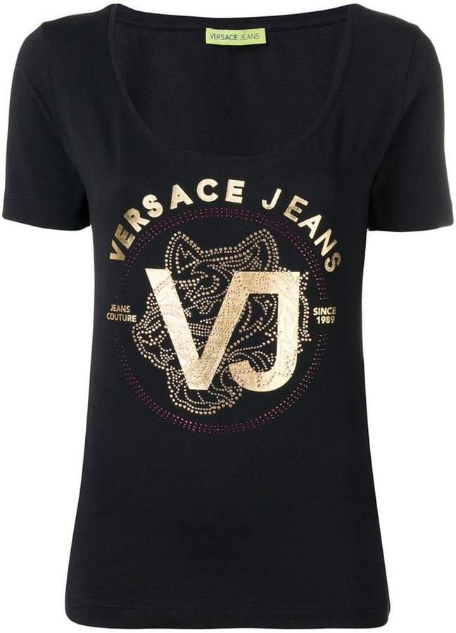 VJ logo T-shirt