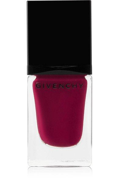 Givenchy Beauty   Nail Polish - Framboise Velours 06   NET-A-PORTER.COM