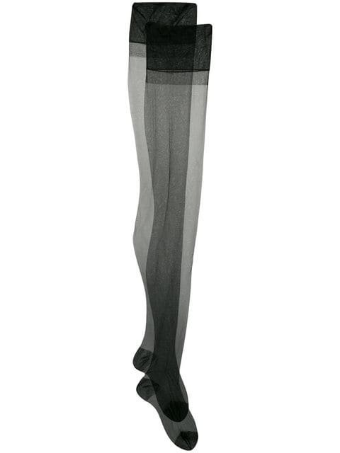 Maison Close nylon stockings