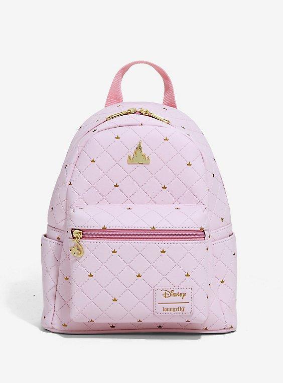 Loungefly Disney Days Castle Mini Backpack