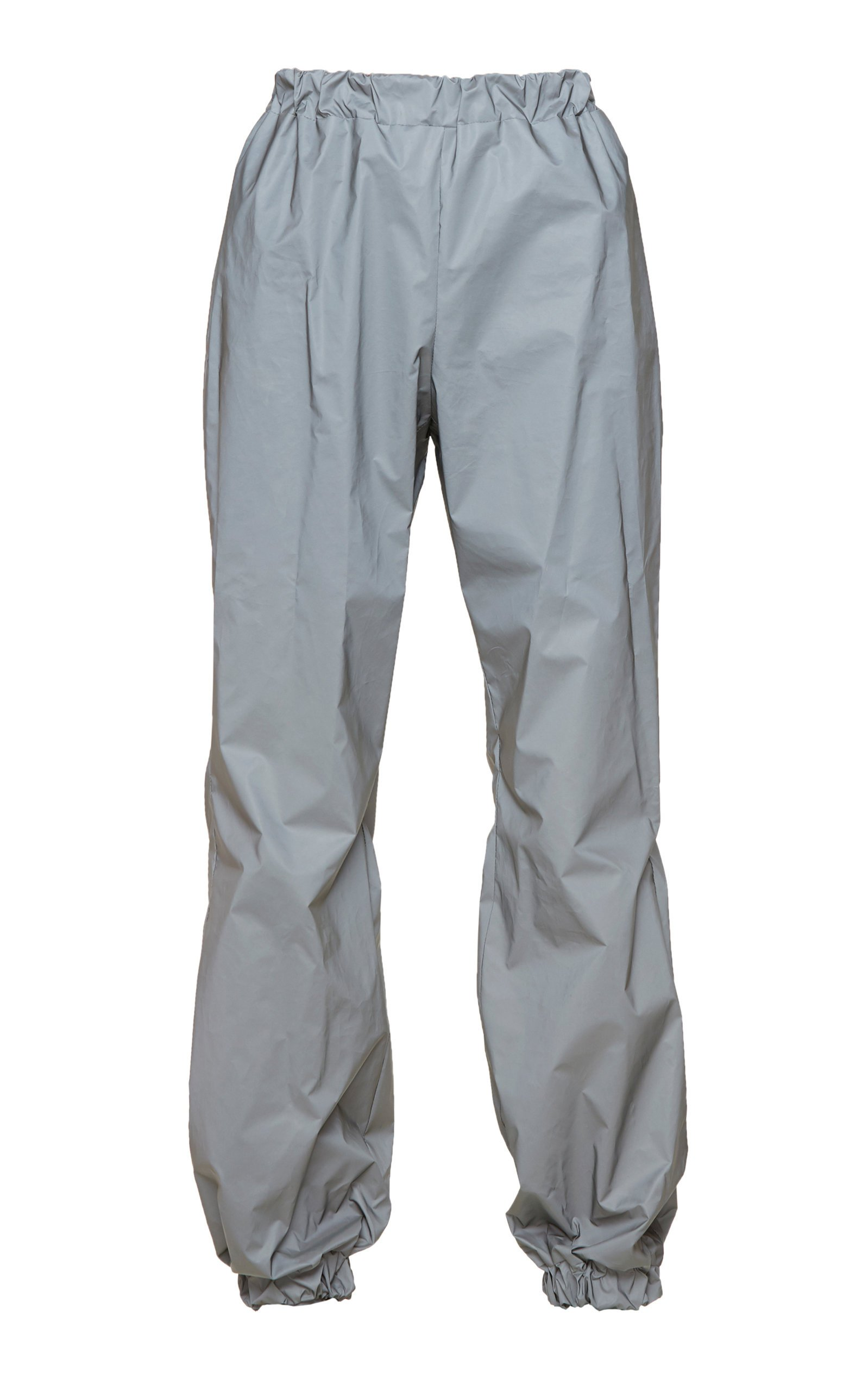 Mach & Mach Silver Luminescent Jogging Trousers