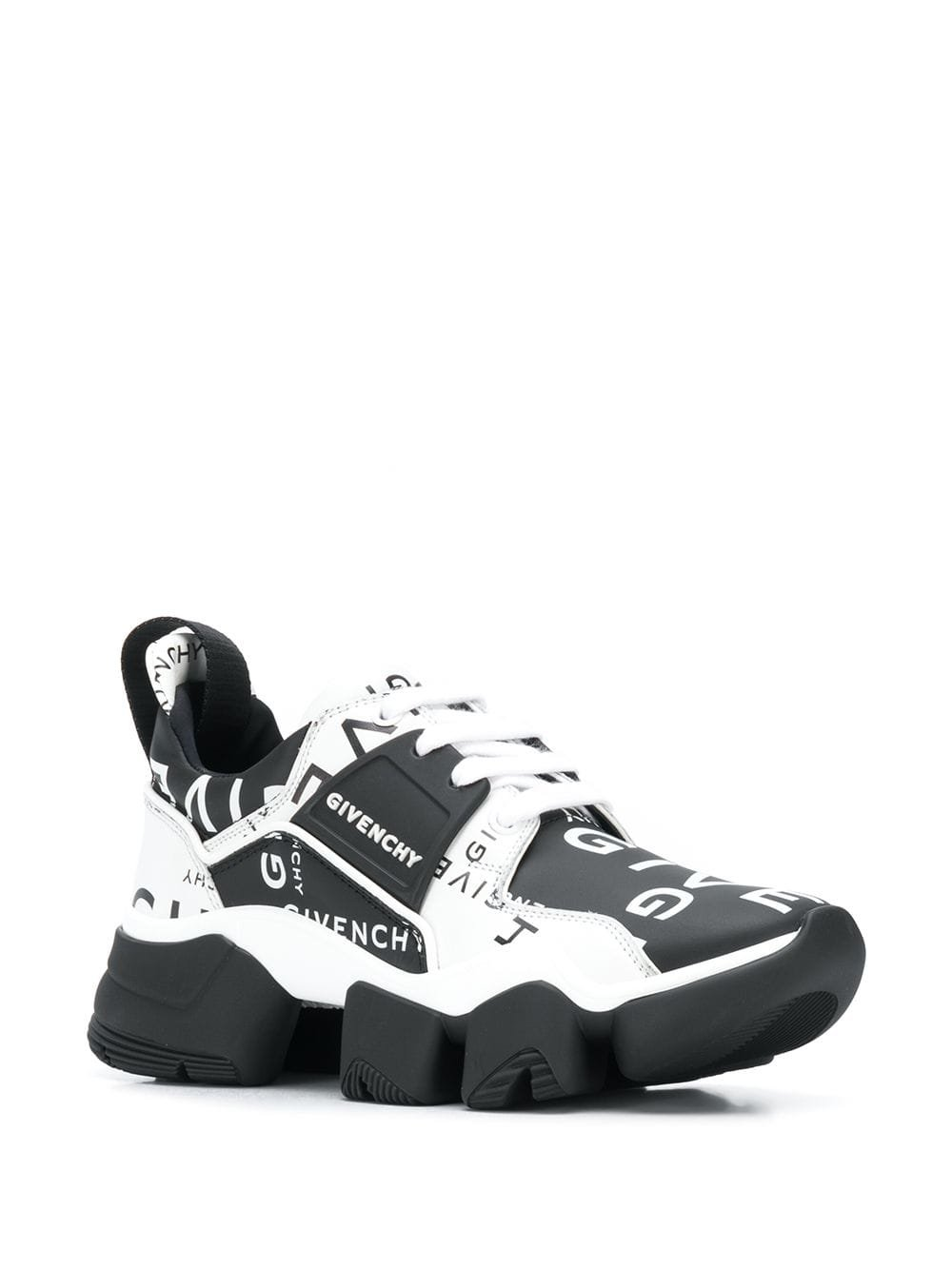 Givenchy Jaw Logo Chunky Sneakers   Farfetch.com