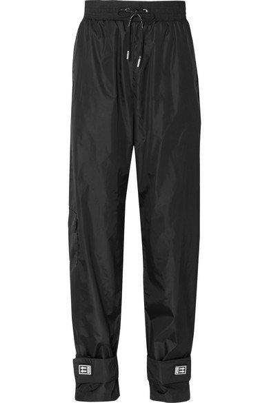 Off-White   Pantalon de survêtement en tissu technique à appliqués   NET-A-PORTER.COM