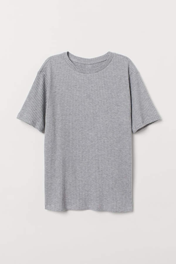 Relaxed T-shirt - Gray