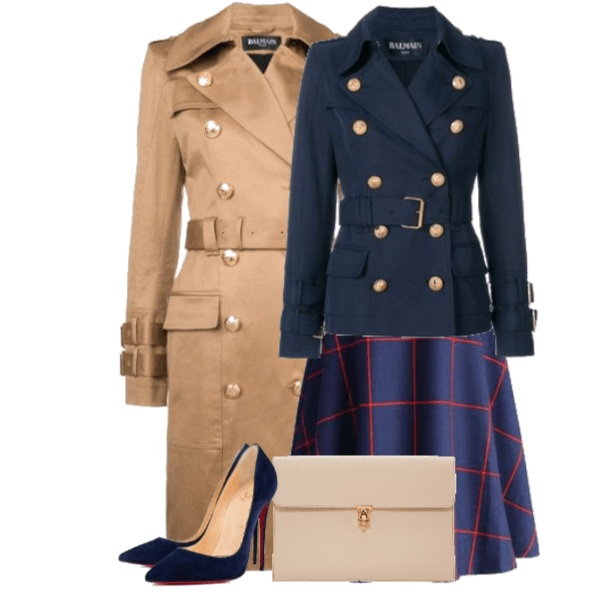 Fashmates Outfit Inspiration: Elegant outfit for workday