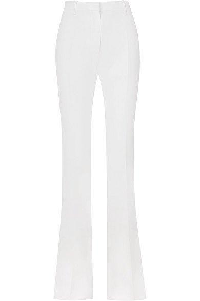 Ralph & Russo   Silk-crepe wide-leg pants   NET-A-PORTER.COM