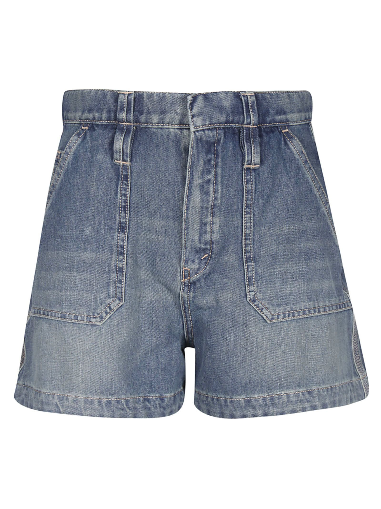 Chloé High Waist Shorts