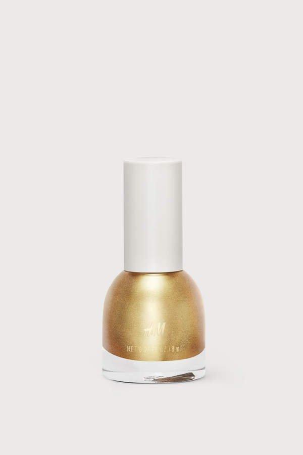 Nail Polish - Gold