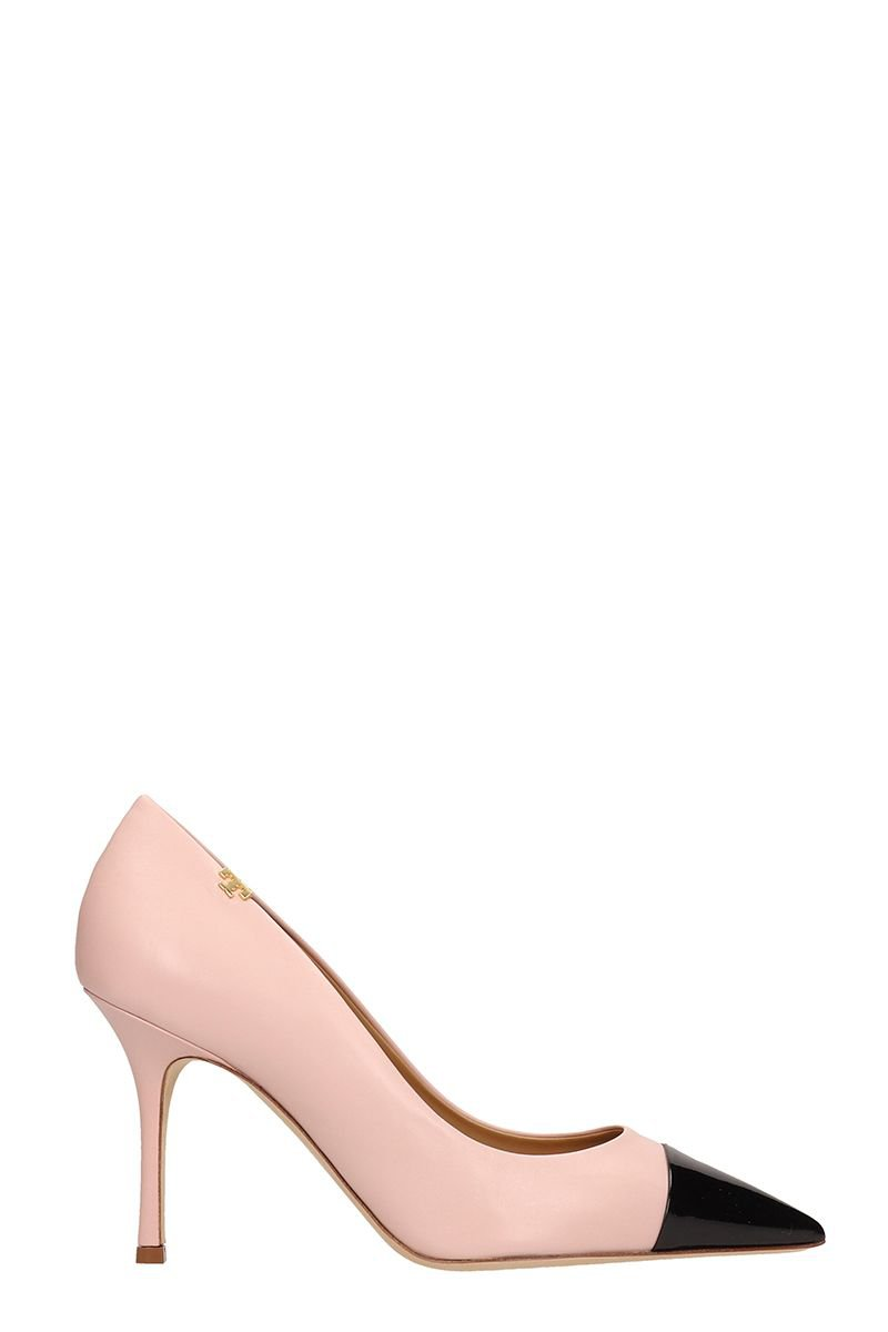 Tory Burch Penelope Pink Pumps