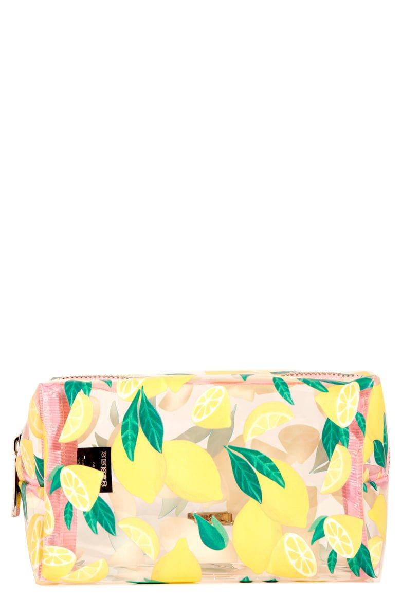 Skinny Dip Life & Lemons Makeup Bag   Nordstrom