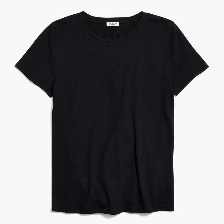 Tie-back T-shirt