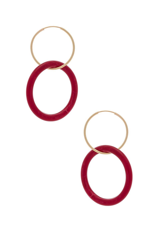 Acrylic Ring Hoops