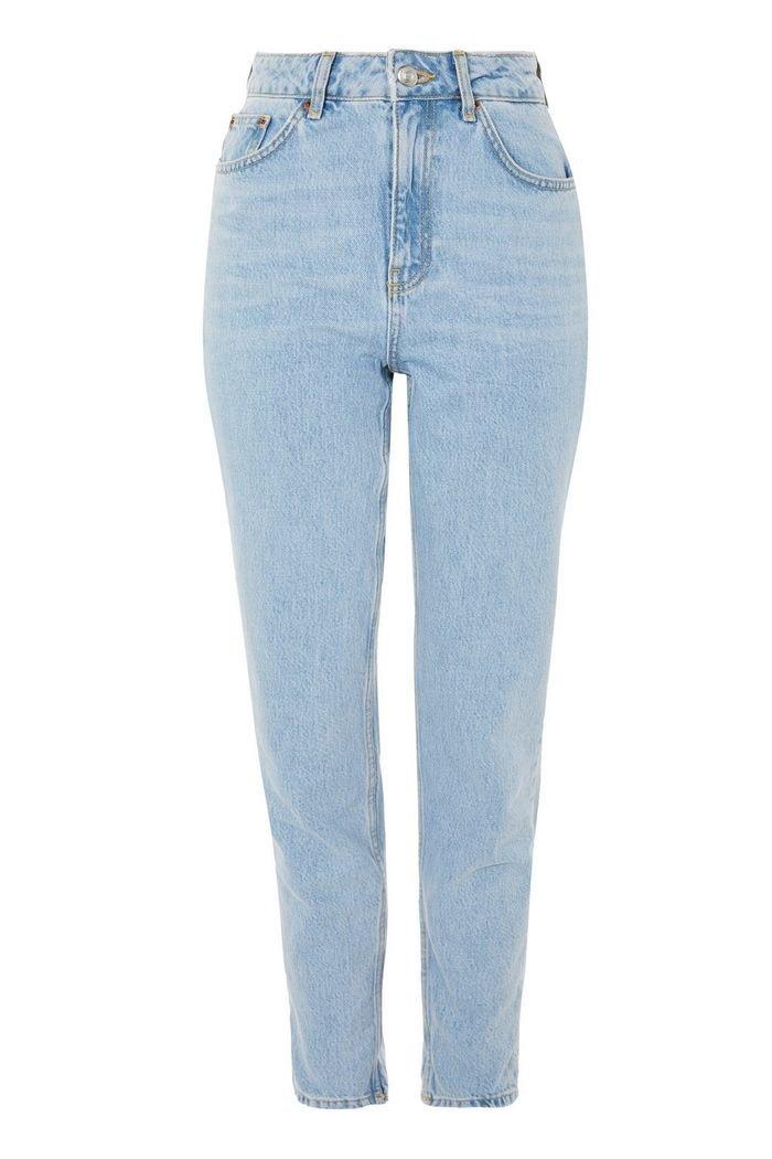 Bleach Mom Jeans | Topshop