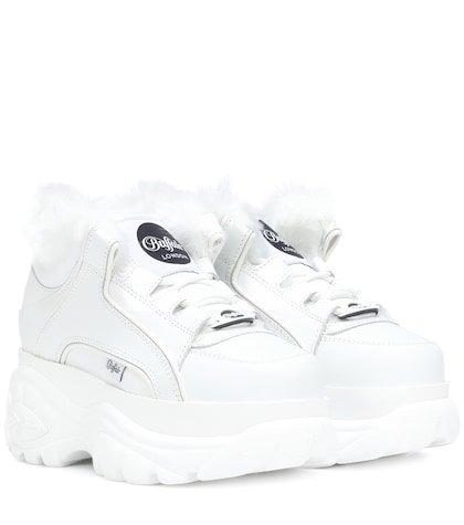 X Buffalo Classic Low sneakers