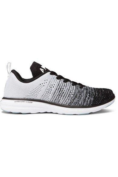 APL Athletic Propulsion Labs | TechLoom Pro Sneakers aus Mesh | NET-A-PORTER.COM