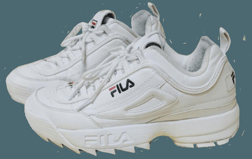 shoes fila filashoes white png whiteshoes white fila...