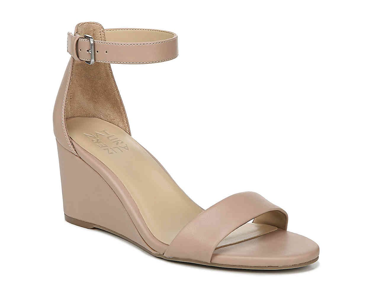 Naturalizer Leonora Wedge Sandal Women's Shoes | DSW