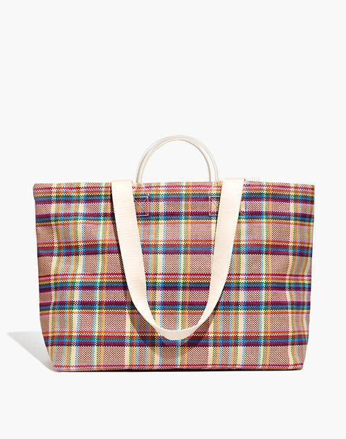 The Medium Beach Tote Bag Pink
