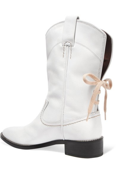 See By Chloé | Leather ankle boots | NET-A-PORTER.COM