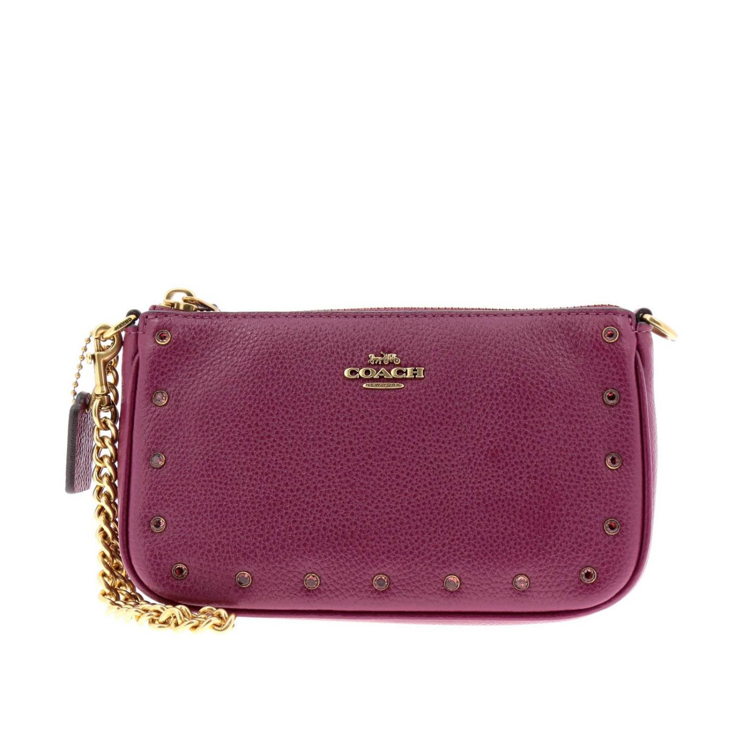 Coach Clutch Shoulder Bag Women Coach