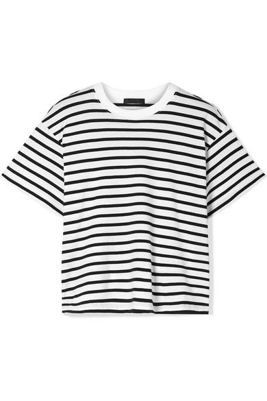 ATM Anthony Thomas Melillo | Boy striped cotton-jersey T-shirt | NET-A-PORTER.COM