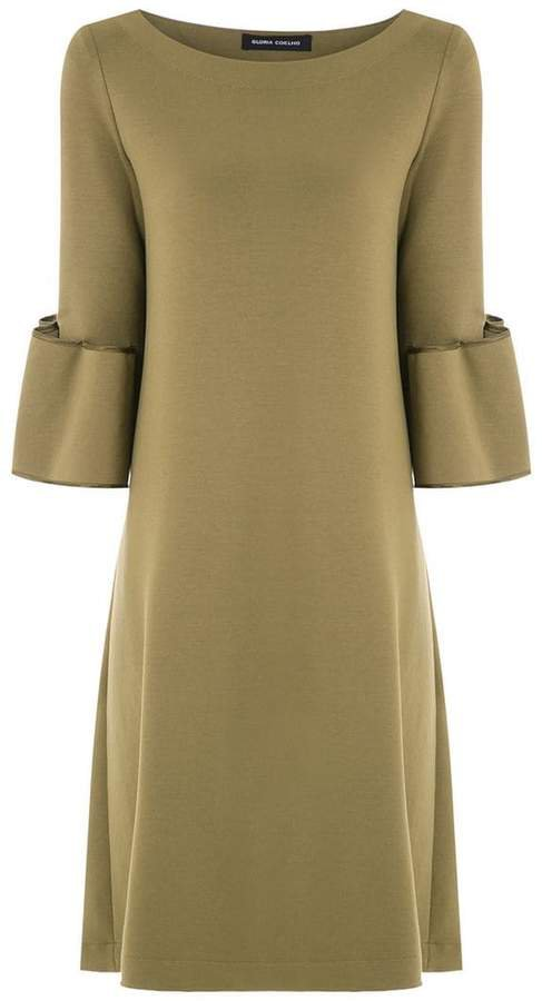 Gloria Coelho a-line dress