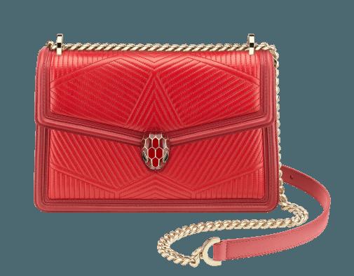 Shoulder Bag - Serpenti Forever 287190 |BVLGARI