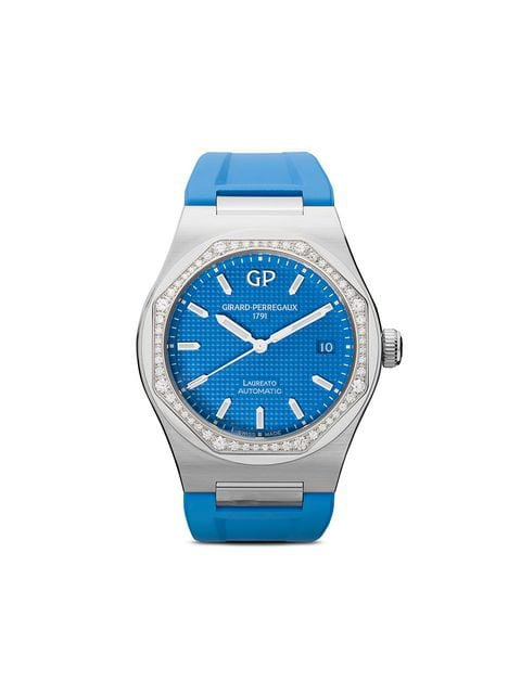 Girard-Perregaux Laureato Summer Limited Edition 38mm watch