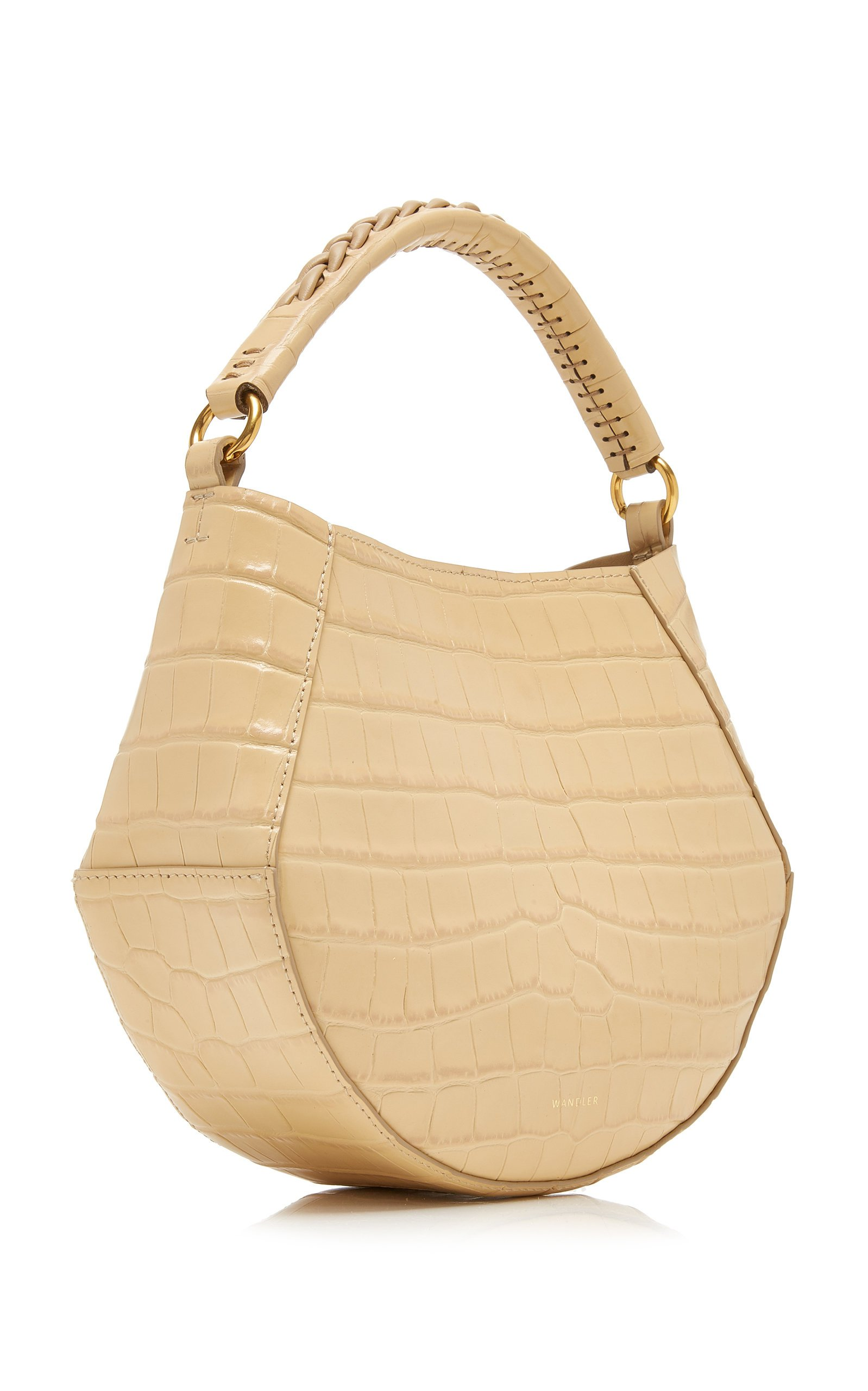Corsa Mini Leather Tote by Wandler | Moda Operandi
