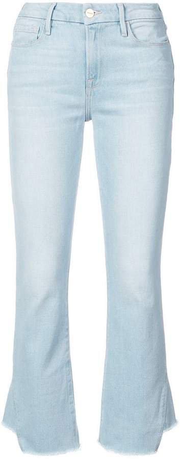 mini Boot Gusset jeans