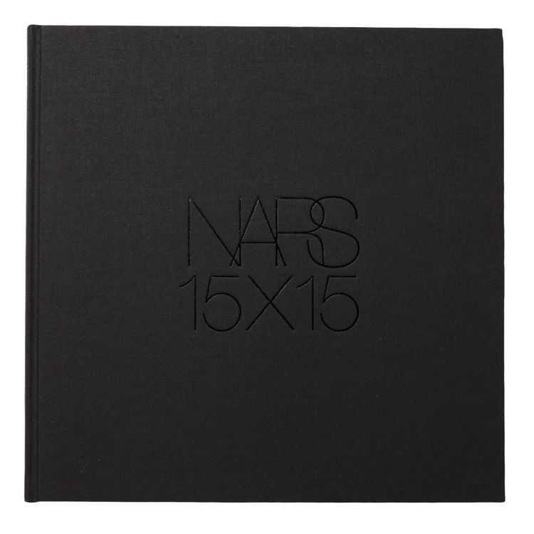 15x15 Book | NARS Cosmetics