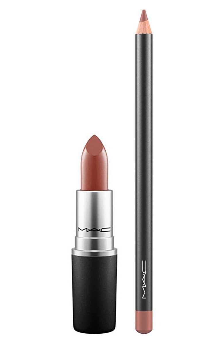 MAC Lipstick & Lip Pencil Duo ($36.50 Value) | Nordstrom