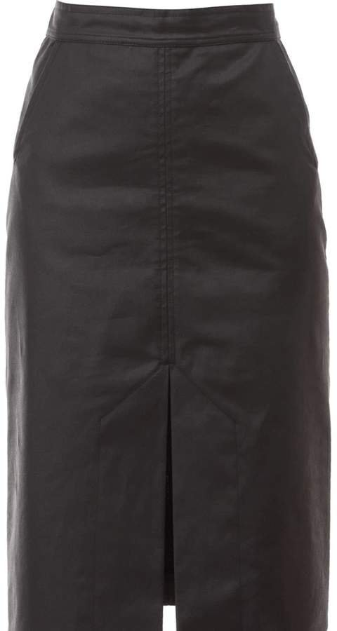 Talented Black Pencil Skirt