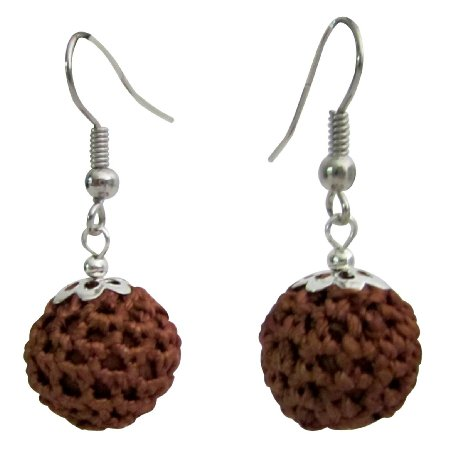 brown earrings - Google Search