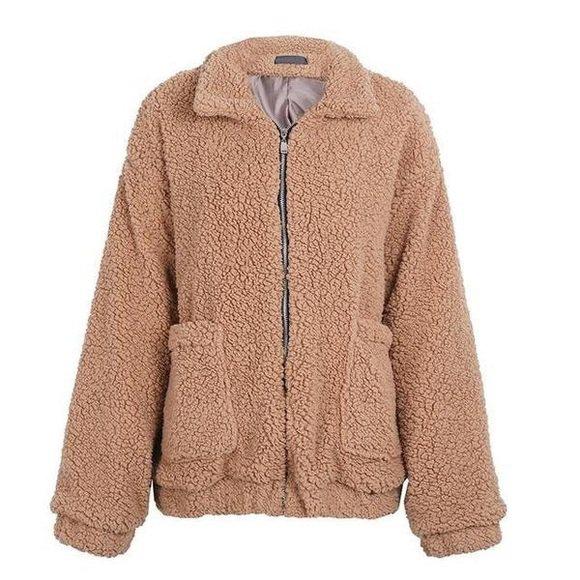 teddy bear jacket - Google Search