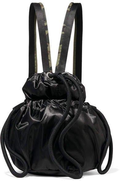 Thea Shell Backpack - Black