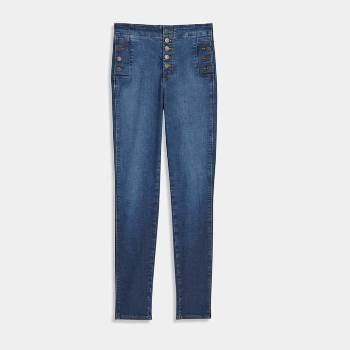 J Brand Natasha Sky High Skinny Jean