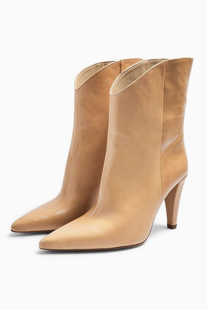 HAVANA Natural Boots | Topshop