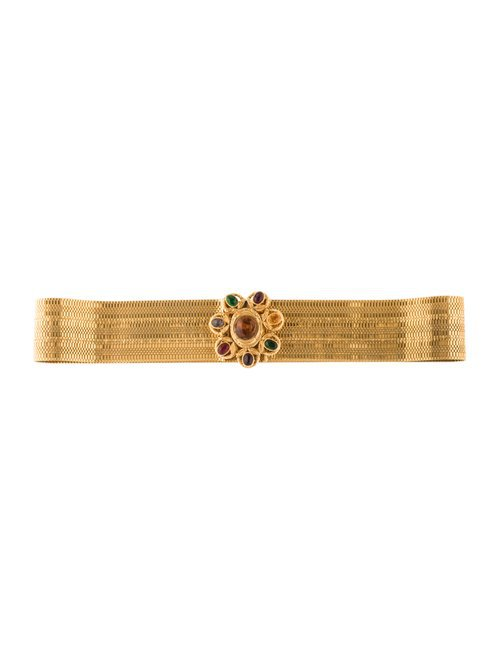 Chanel Vintage Gripoix Belt - Accessories - CHA225375 | The RealReal