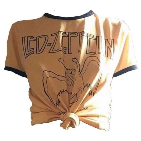 Tied Up Led Zeppelin T-Shirt