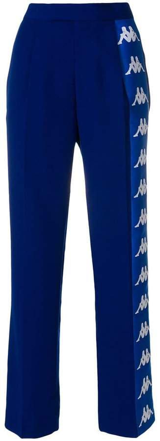 X Kappa tailored trousers