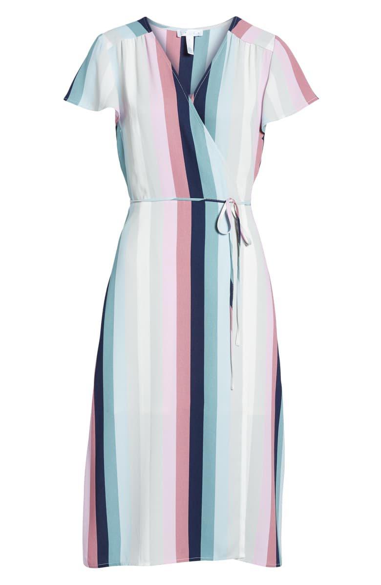 Leith Wrap Dress | Nordstrom