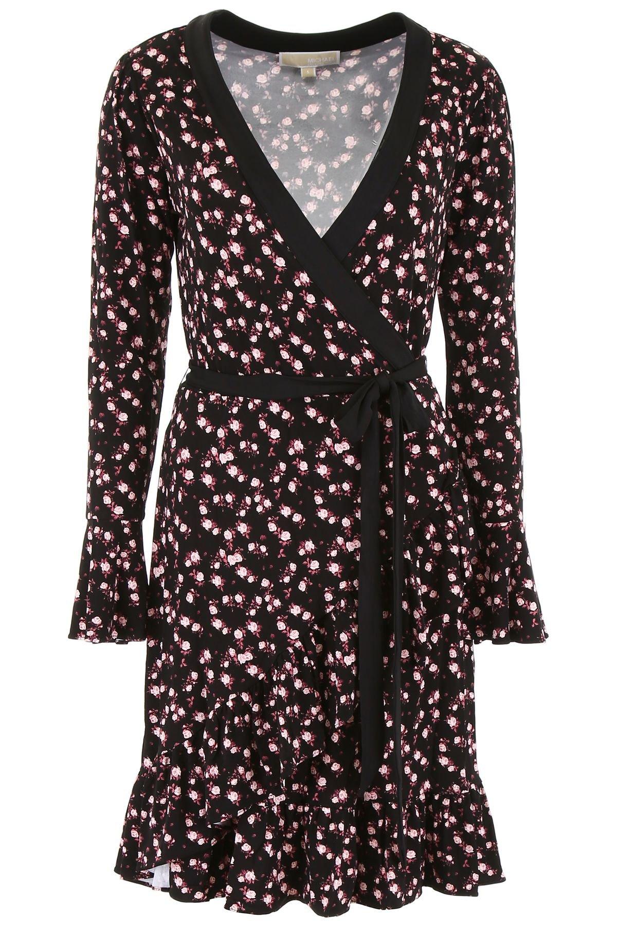 MICHAEL Michael Kors Floral Printed Dress