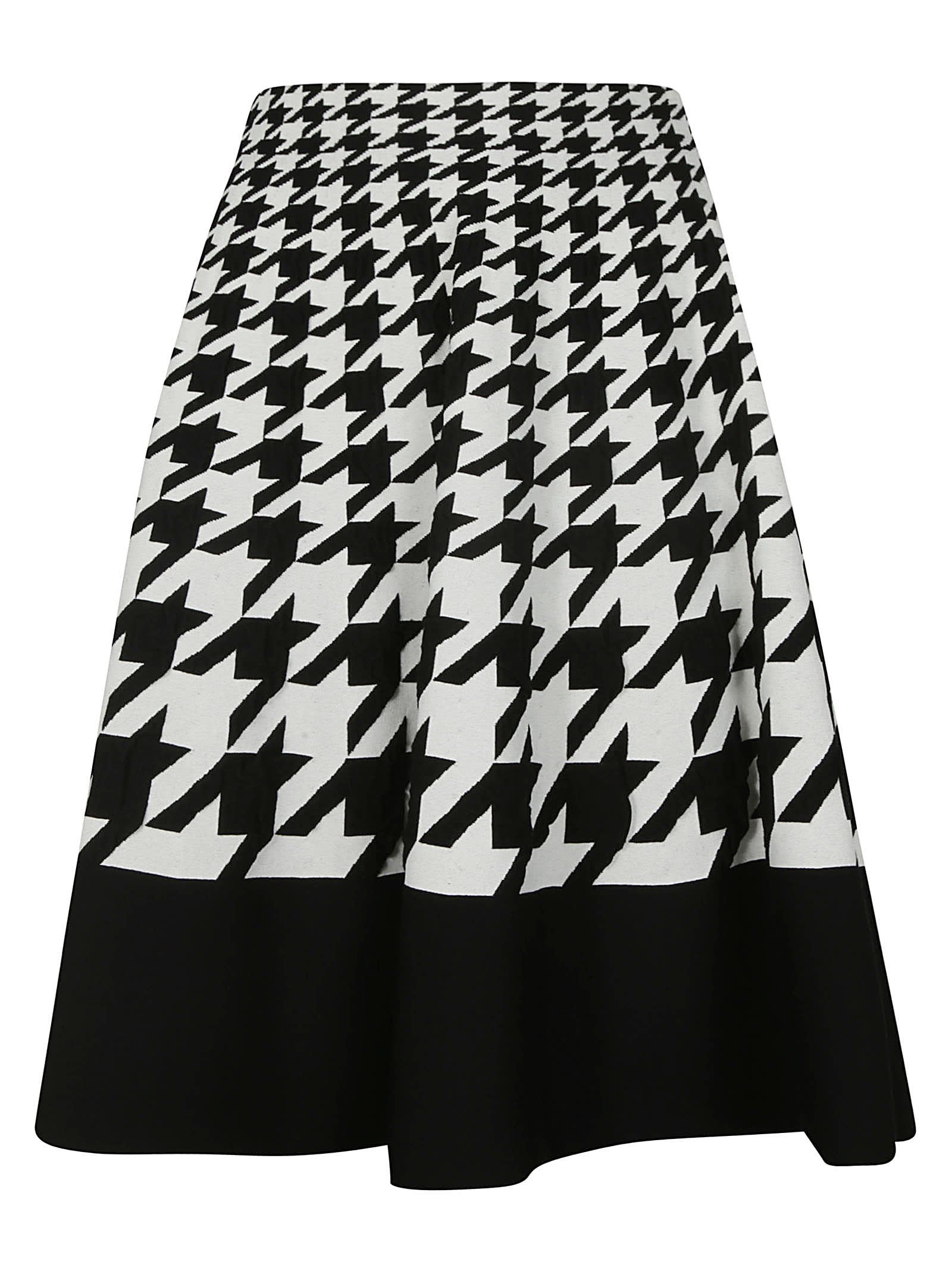 Alexander McQueen Printed Skirt