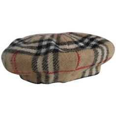 Burberry Pre-owned Basque beret