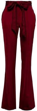 Victoria, Victoria Beckham Crepe Flared Pants