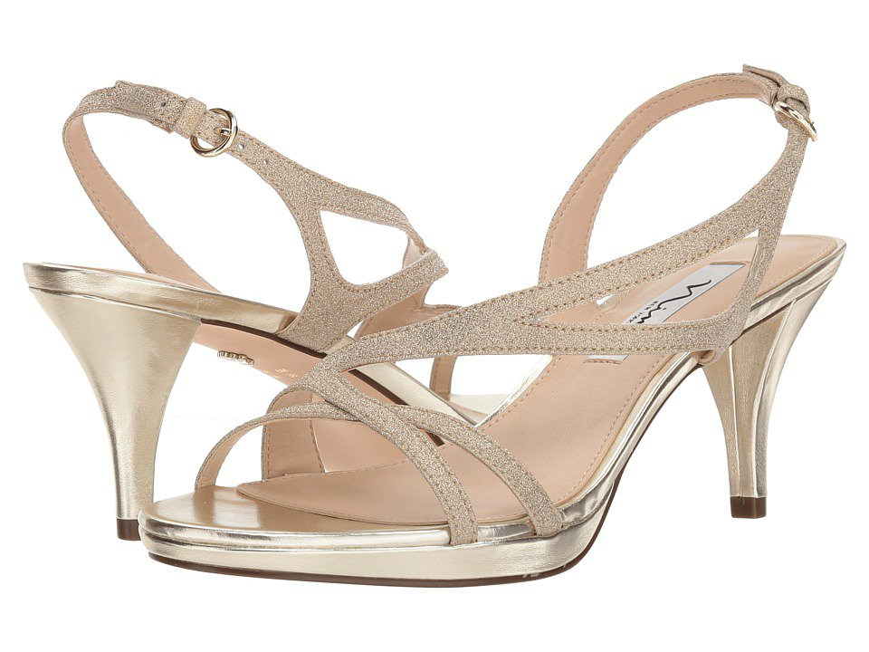 800570284 nina Nina - Nura (Platino) Women's Sandals | ShopLook
