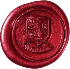 Harry Potter Gryffindor Wax Seal
