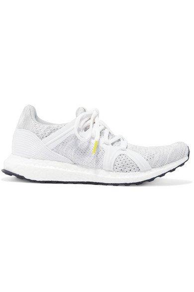 adidas by Stella McCartney | + Parley UltraBOOST Primeknit Sneakers | NET-A-PORTER.COM